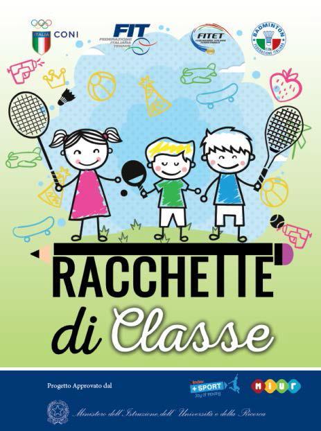 LOGO RACCHETTE DI CLASSE